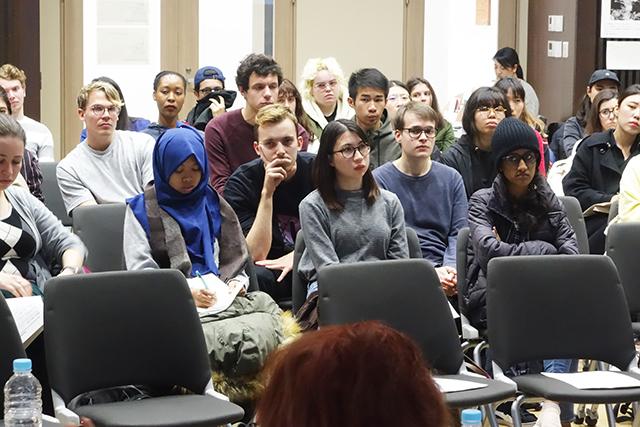 On-Campus Exchange Activity – Nagasaki Atomic Bombing Survivor Symposium (The 25th Class of JTW)