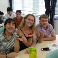Cultural Experience: Origami: Aren't they cute?