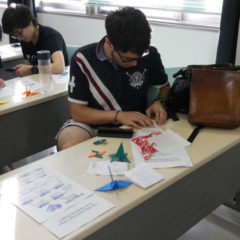 Here is the Origami Master of SIJ 2018