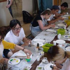 Making Hakata Doll – Traditional Handy Craft