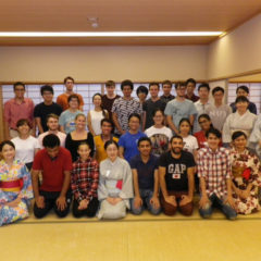 Photo with 'Sado' instructors