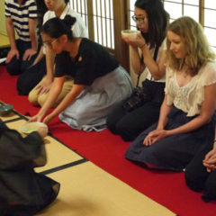 My 1st time Tea Ceremony Experience