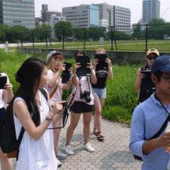 Study trip : Virtual Tour of Fukuoka Castle