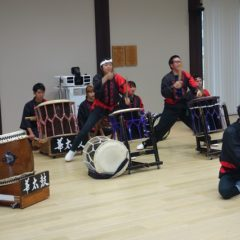 Cultural Experience: Taiko 'Japanese Drums'